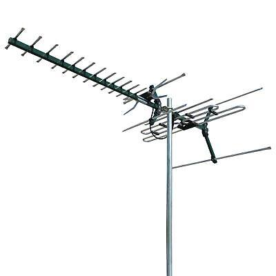 Matchmaster Outdoor Digital TV Antenna VHF/UHF 21 Elements | 01MM-DC21A