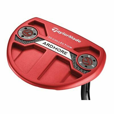 TaylorMade TP Red-White Collection Ardmore Putter Value