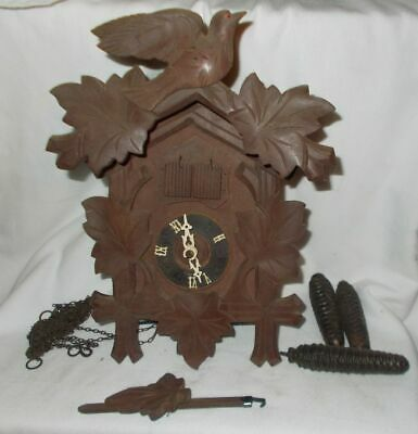 Vintage wall cuckoo clock Germany