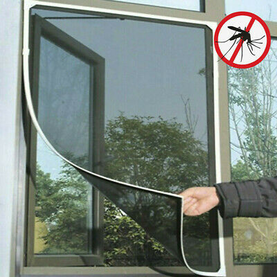 Anti-Insect Fly Bug Mosquito Door Window Curtain Net Mesh Screen Protector Home