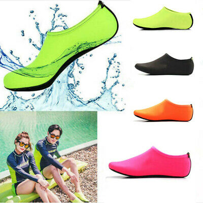 Ladies Men Water Shoes Aqua Socks Diving Socks Wetsuit Non-slip Swim Beach Sea#