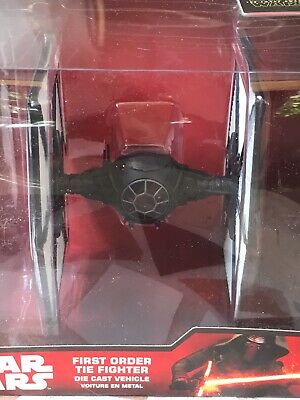 Star Wars First Order Tie Fighter Disney Store