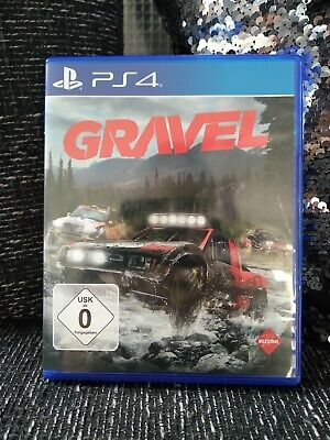 GRAVEL (Sony PlayStation 4)