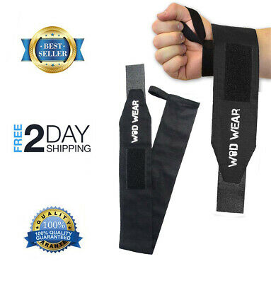 Power Lifting Straps, Weightlifting Powerlifting Cross Training Bodybuilding 35""