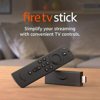 Amazon Fire TV Stick with Alexa Voice Remote Streaming Media Player UK Version