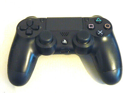 Original Sony Dualshock 4 Wireless Controller Playstation 4 Schwarz Ps4 Ps 4 #2