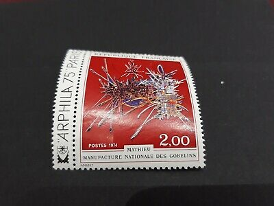 timbre de France  n° 1813 neuf luxe cote 1,20 euro