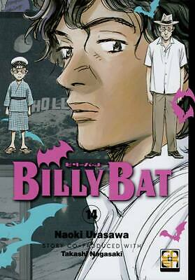 484998 Libri Billy Bat #14 1222384