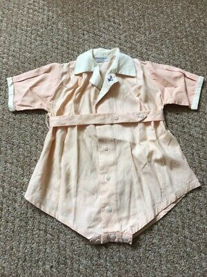 Vintage Babies Romper All In One Outfit