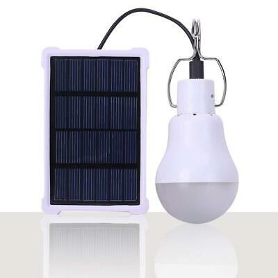 Lampe Solaire Camping,150LM Portable LED à Energie 1.5W