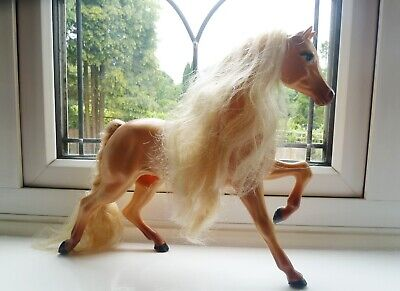 Barbie Vintage Mattel Toy Horse for Barbie or Sindy Type Doll