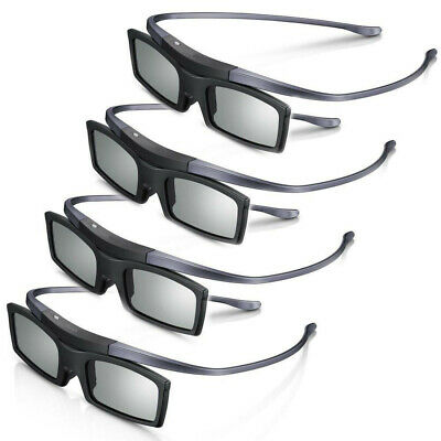 Samsung SSG-3050GB 3D Active Glasses ORIGINAL NEW with battery FOUR OF THEM