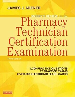 Mosby's Review for the Pharmacy Technician Certification Examination (PDF/Ebook)