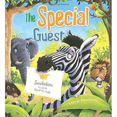 The Special Guest By Steve Smallman NEW (Paperback) Childrens Book