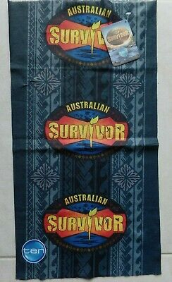 Australian SURVIVOR Black BUFF