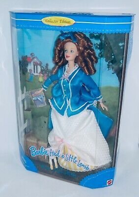 1998 Barbie had a Little Lamb Collector Doll BNIB MINT