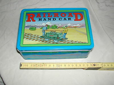 Schylling Railroad Hand Car Packung OVP