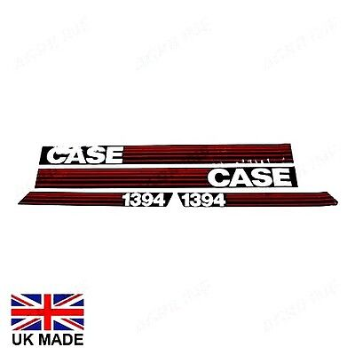 Decal Set Fits Case David Brown 1394 Tractors.