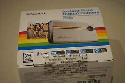 Polaroid z2300 Instant Print Digital Camera | White | Used once | With box