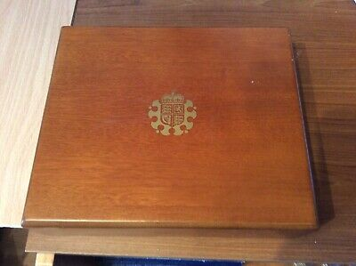 Royal Mint 2008 UK Proof Coin Collection (Executive Set)
