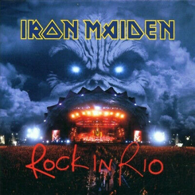 Rock in Rio by Iron Maiden.