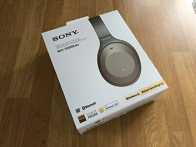 Sony WH-1000xm2 Bluetooth Noise Cancelling headphones