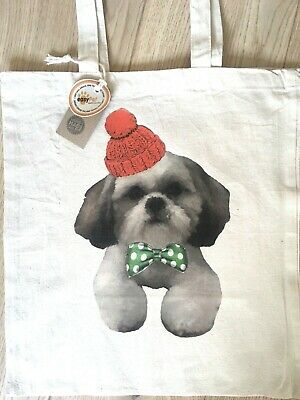 Tote Bag Cockerpoo **HANDMADE//CAN BE PERSONALISED//ECO!**
