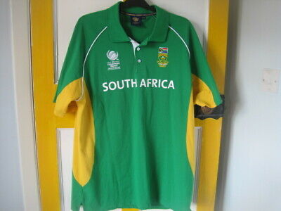 New - South Africa 2017 Champions Trophy Cricket Shirt / Jersey ( Size 2Xl )