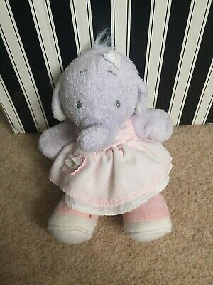 Humphreys Corner Lottie Soft Toy With Pink Dress