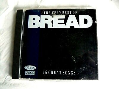 ✅ BREAD - The Very Best Of - CD Album  Greatest Hits Collection Singles