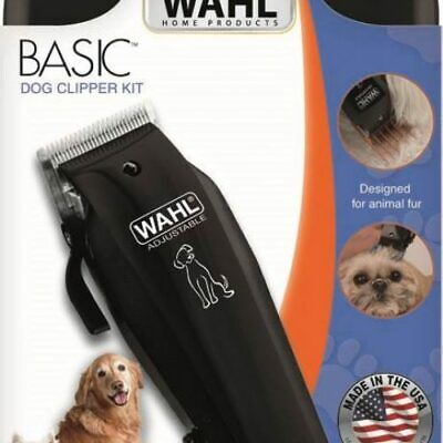 Cortapelos animal de precisión Wahl BASIC - mascotas