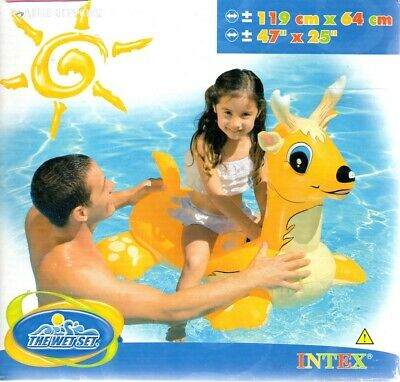 Inflatable Little Deer Ride-on by Intex #56551
