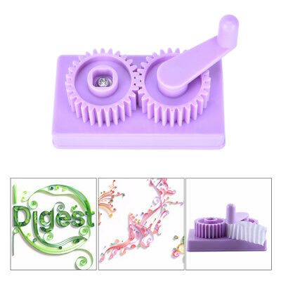 Crimper Crimping Tool Machine Paper Quilling Papercraft DIY Quilling Supplies KY