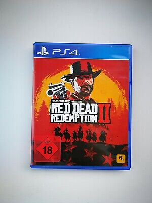 Red Dead Redemption 2 (Sony PlayStation 4, 2018) TOP