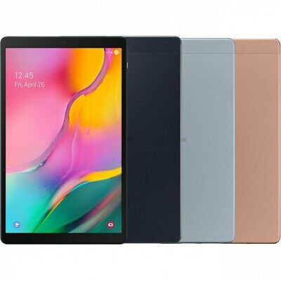 Samsung Galaxy Tab A T510 10.1 (2019) WiFi 64GB Android Tablet PC ohne Vertrag