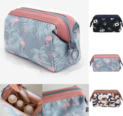 Cosmetic Makeup Wash Beauty Organizer Pouch Toiletry Case Storage Bag Chic