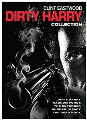 Clint Eastwood: 5 Film Dirty Harry Collection (5 Disc) DVD NEW