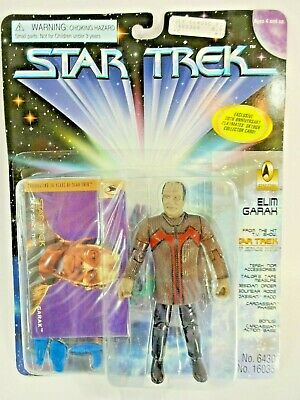 Playmates 1996 Star Trek Deep Space Nine Elim Garak 4.75 Action Figure 16035 Au1
