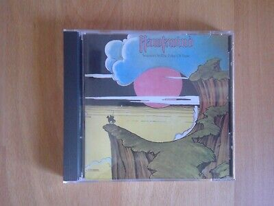 Hawkwind - Warrior on the edge of time CD Mispress Pendragon on the CD