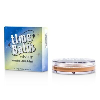 The Balm Time Balm Foundation Dark Full Size 21.3g Boxed & Sealed