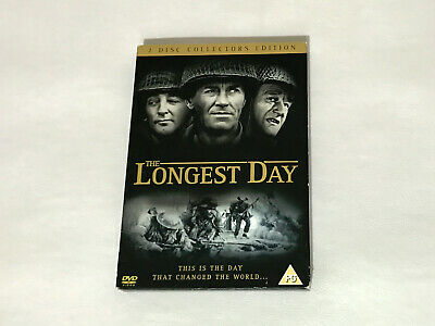 The Longest Day DVD