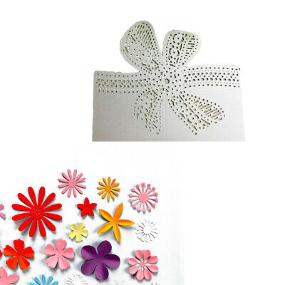1x Bow Lace Metal Cutting Dies Stencil DIY Scrapbooking Album Paper Card Crafts