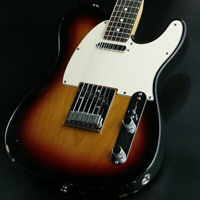 Fender American Standard Telecaster 3 Color Electric Guitar (Used)