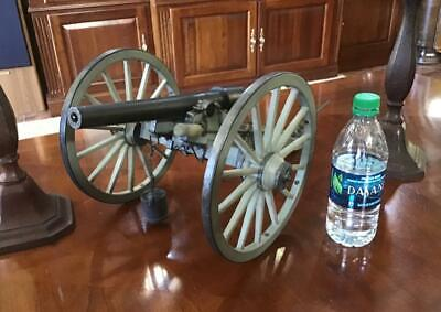 "Large highly detailed ""Parrot"" Civil War Model Cannon 1/6 Scale Sideshow"