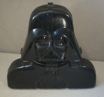 Original 1980 Darth Vader Star Wars The Empire Strikes Back Action Figure Case