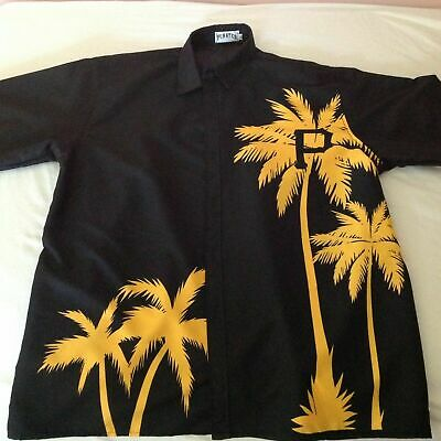 Pittsburgh Pirates blk. Hawaiian Shirt Giveaway 7/6/19  Size XL Brand New in bag