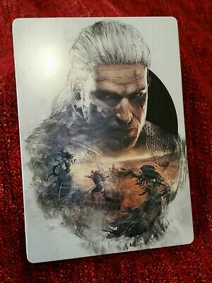 The Witcher 3 Wild Hunt Metal Collector Case