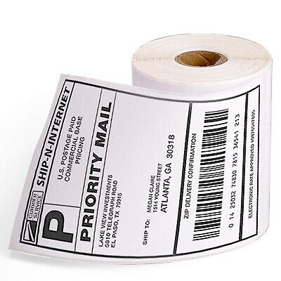 compatible DYMO 4XL 1744907 Direct Thermal Shipping Labels 4x6 JUMBO 220/roll US