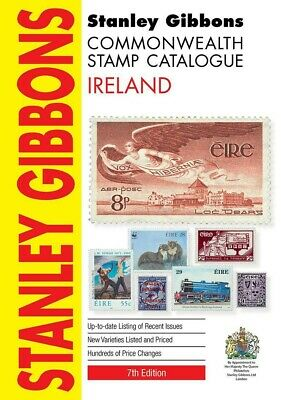 Stanley Gibbons 2019 Ireland Stamp Catalogue 7th edition FREE POST, NEW