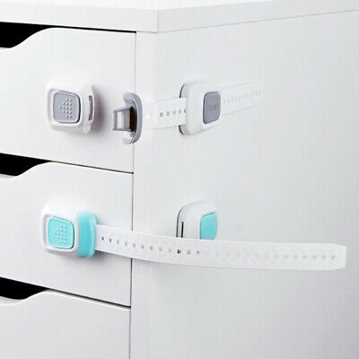 Multifunction Baby Drawer Safety Protection Lock For Toddler Safe JA